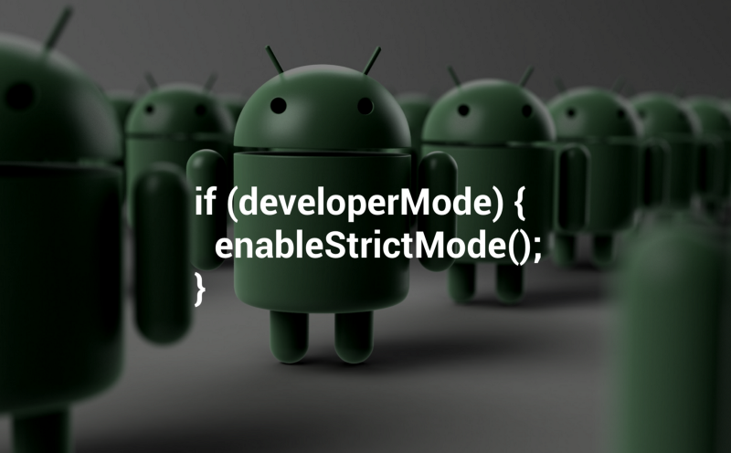 Android - StrictMode