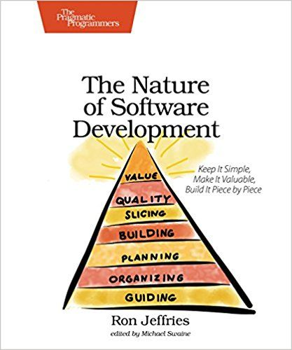 Book Review: The Nature of Software Development
