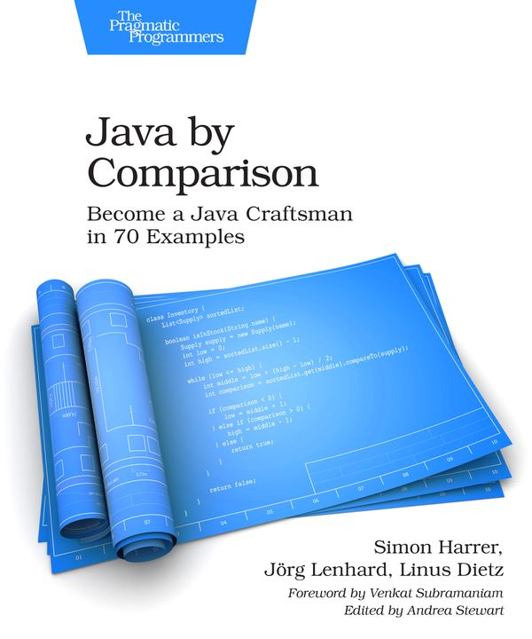 Book Review: Java by Comparison
